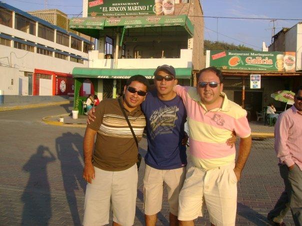 Mis Pelaos, Genaro y Jaime en Pimentel