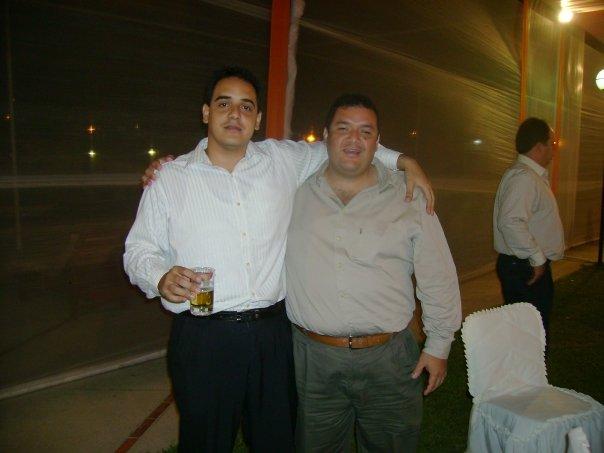El gran Javiercillo y mi gordo Angelito